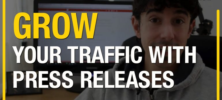 How to Get Traffic From Press Releases (Video 3) – Hernan Vazquez