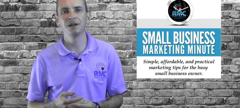 Small Business Marketing Minute Episode 41:Writing Press Releases