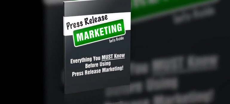 Press Release Marketing Knightdale NC