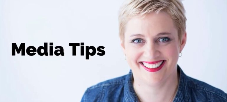 One Minute Marketing Tip: Your Headline is Key to your Media Release