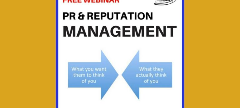 AMIC  Free Webinar   Press Releases and PR