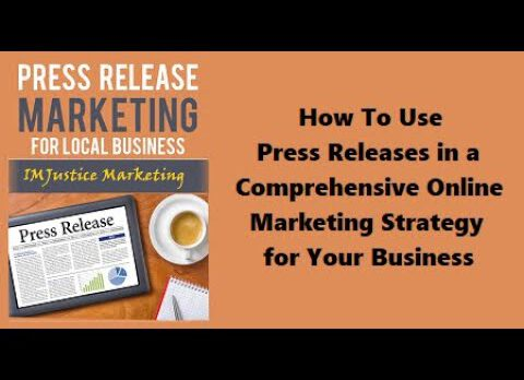 Press Release Marketing Your Way To Massive Exposure