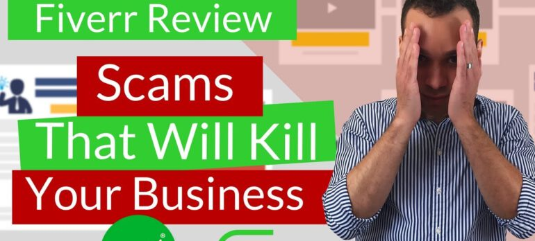 [Scam Alert] Fiverr Review: Top 6 Marketing Gigs You Should Never Buy