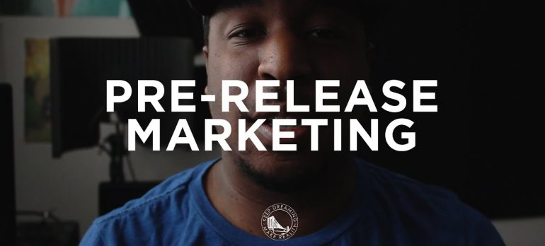 Music Marketing – What Goes In a Pre-Release Marketing Plan