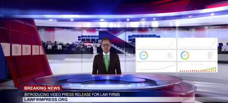 Press Release For Law Firms Along With Video Press Release | Law Firm Press