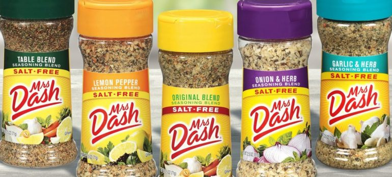 Why You Won't See Mrs. Dash On The Store Shelves Anymore