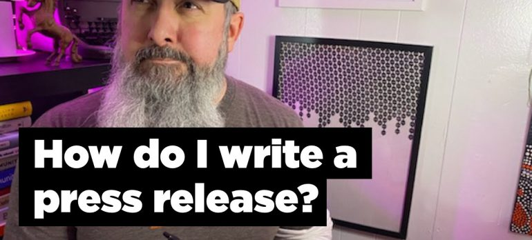 Startup press releases: How to write a press release for your startup (with example)