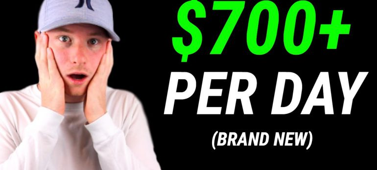 [Brand New] Affiliate Marketing Strategy That Makes Me $700 Per Day