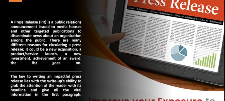#ONPASSIVE BLOG VIDEO: The key components of a successful press release