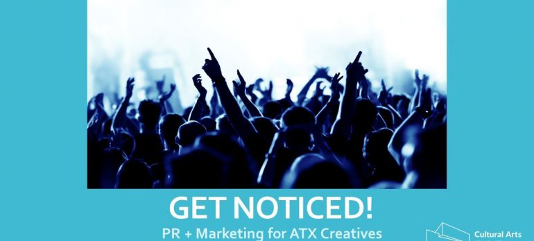 PR and Marketing for the Arts