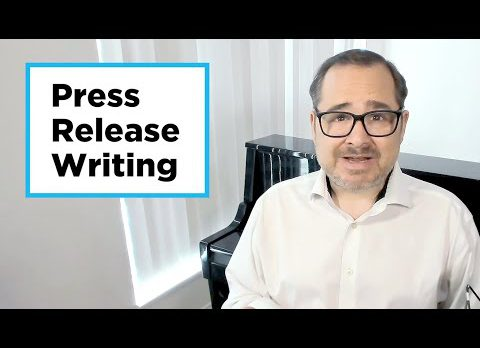 How To Write A Press Release For An Organization 📣 🌎 🗞 #PressRelease #PublicRelations