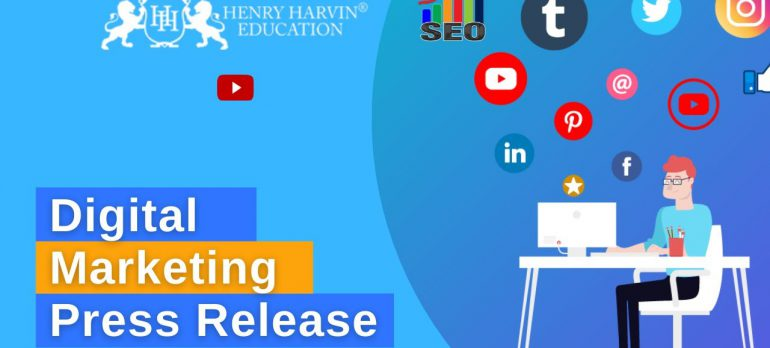 What Is press Release | SEO | Digital Marketing Complete Course | Digital Marketing | Henry Harvin
