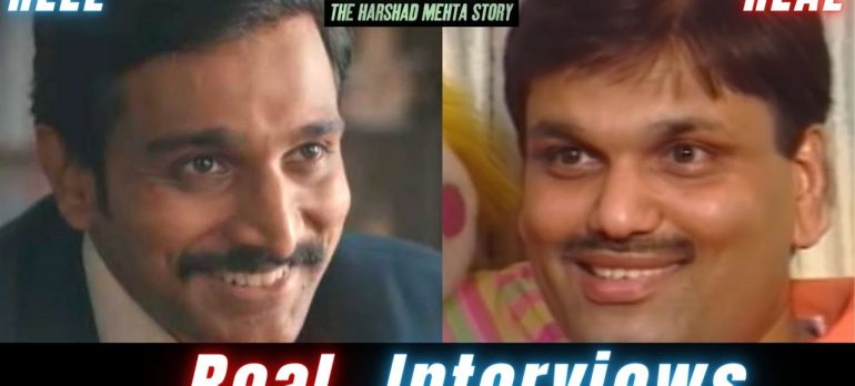 Harshad Mehta – Real Interview | Full Story | Biggest Stock Market Scam | Scam 1992