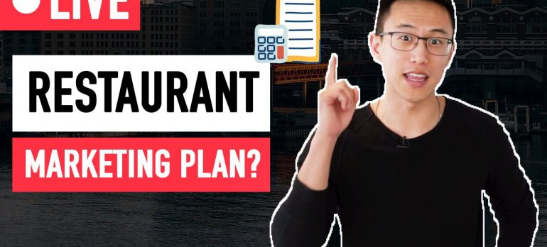 7 Steps In Creating A Restaurant Marketing Strategy To Get MORE Customers | Restaurant Management