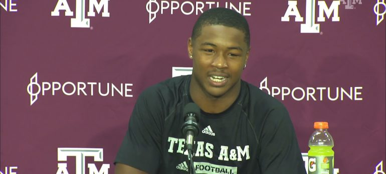 Weekly Press Conference: Isaiah Spiller